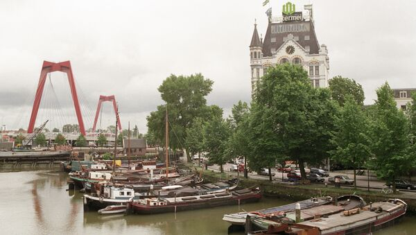 Rotterdam - Sputnik France