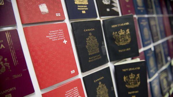 passeports - Sputnik France