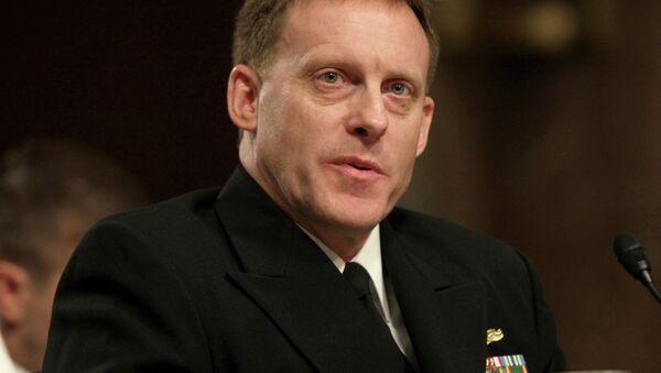 L'amiral Michael Rogers, patron de la NSA - Sputnik France