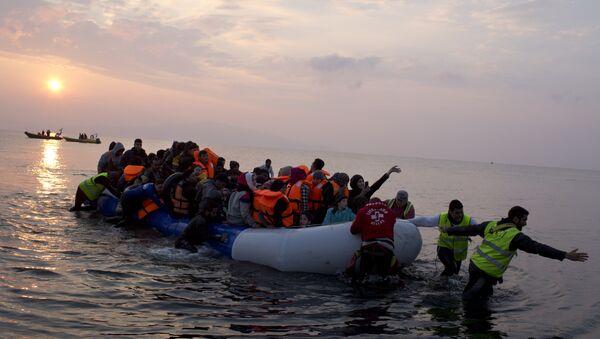 La Grèce commence à renvoyer des migrants vers la Turquie - Sputnik France