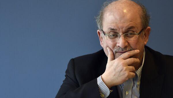 Salman Rushdie - Sputnik France