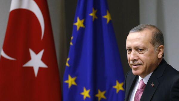 président turc Recep Tayyip Erdogan - Sputnik France