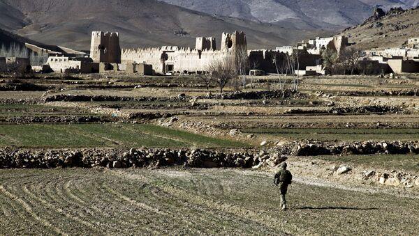 militaire américaine en Afghanistan - Sputnik France