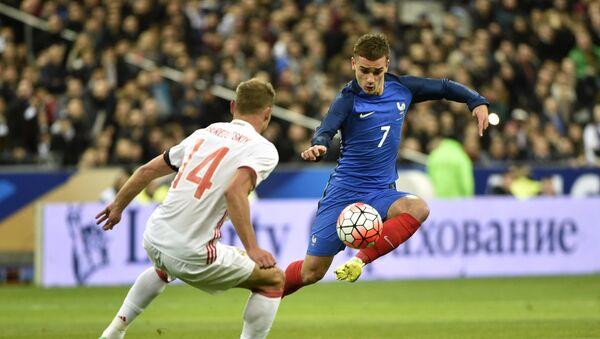 Euro-2016: la France bat la Russie 4 à 2 en match amical - Sputnik France