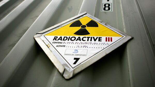 Déchets radioactifs - Sputnik France