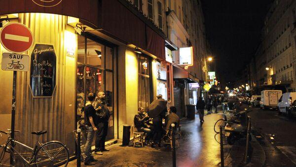 Rue du Faubourg Saint-Denis - Sputnik France