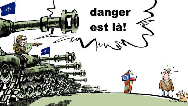 La stratégie opaque du Pentagone en Europe de l'Est - Sputnik France