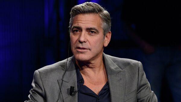 George Clooney - Sputnik France