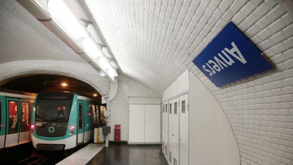 La RATP met Anvers à l'envers et rebaptise 12 autres stations - Sputnik France