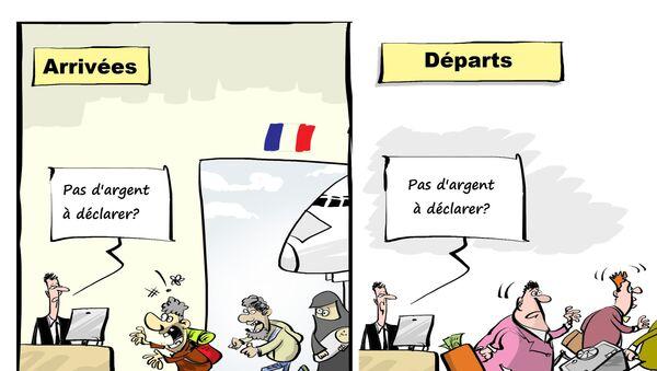 Les riches quittent massivement la France - Sputnik France