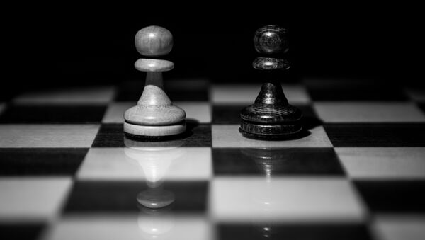 Jeu d'échecs - Sputnik France