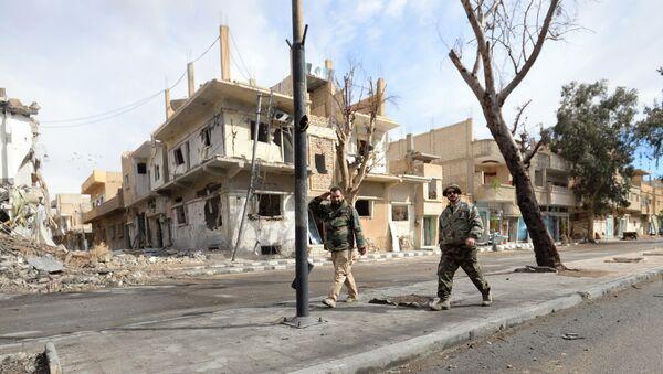 La ville syrienne de Palmyre - Sputnik France
