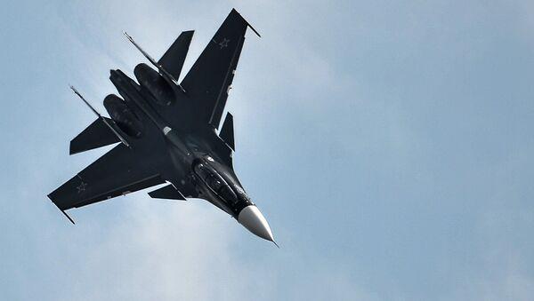 Su-30SM fighter jet - Sputnik France