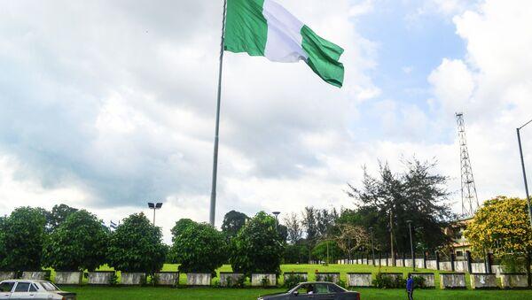 Drapeau nigérian - Sputnik France