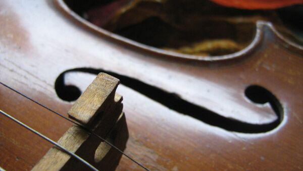 Un violon - Sputnik France