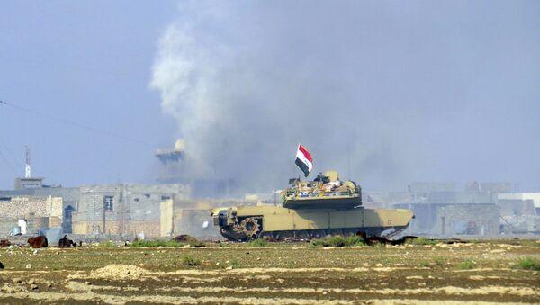 Forces irakiennes à Ramadi - Sputnik France
