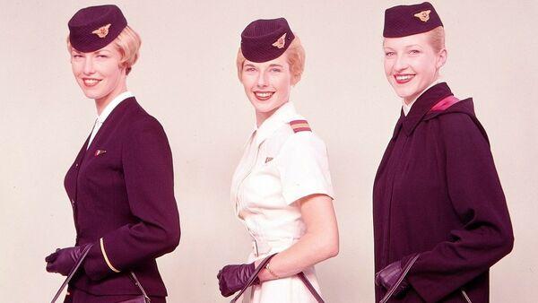 Air hostess - Sputnik France