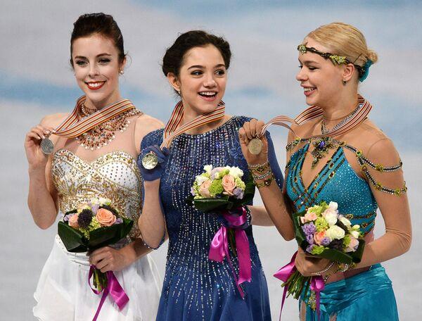 Les temps forts du Championnat du monde 2016 de patinage artistique - Sputnik France
