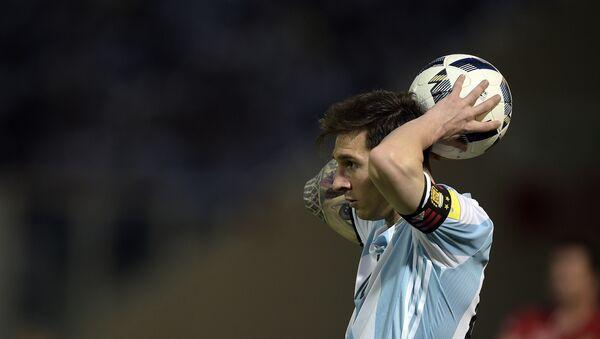 Lionel Messi - Sputnik France