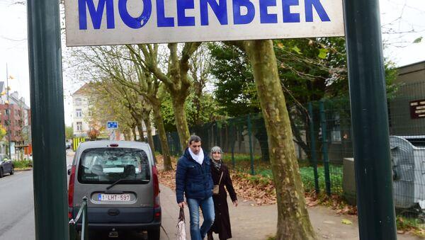 Le quartier de Molenbeek - Sputnik France