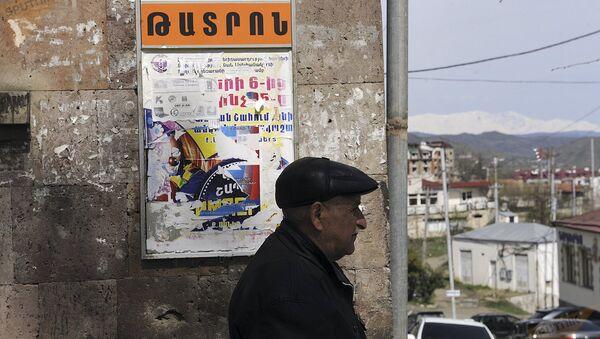 Le Haut-Karabakh œuvrera à sa reconnaissance officielle - Sputnik France