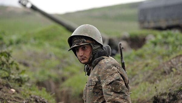 Situation dans le Haut-Karabakh - Sputnik France