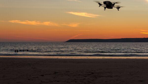 Dubaï déploie une flotte de drones pour chasser les gens qui salissent - Sputnik France