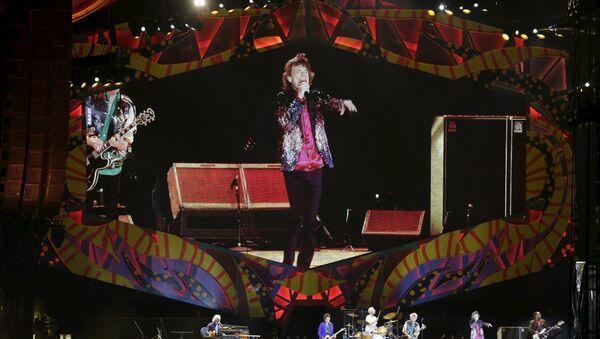 Mick Jagger - Sputnik France