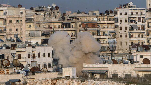 Attaques à l'aveugle contre les civils kurdes d'Alep: 83 morts, 700 blessés - Sputnik France