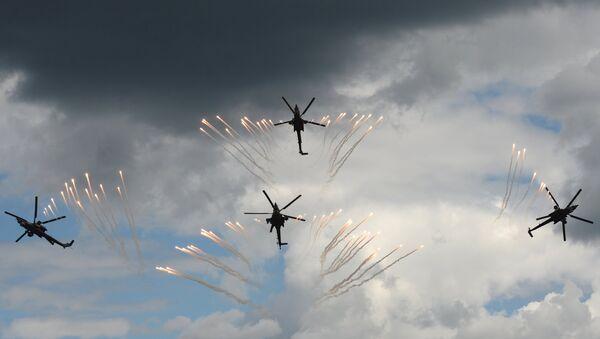 Mi-28N - Sputnik France