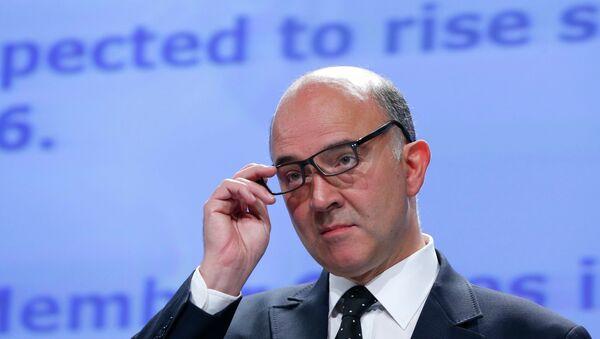 Pierre Moscovici - Sputnik France