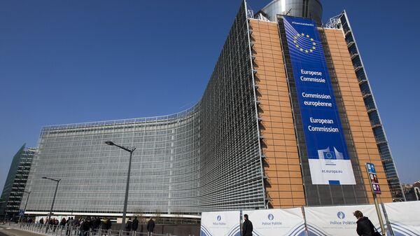 Siège de la Commission européenne à Bruxelles - Sputnik France