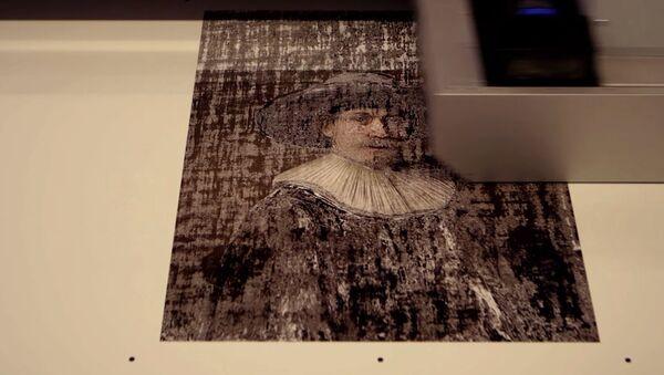 The Next Rembrandt - Sputnik France