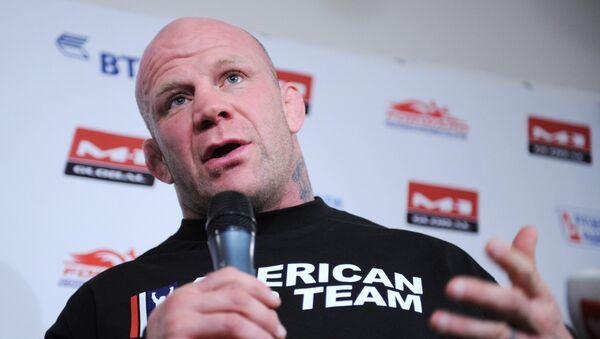 American fighter mixed martial arts Jeff Monson - Sputnik France