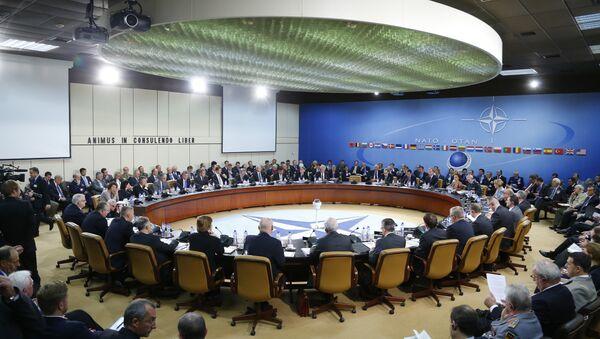 Conseil Russie-Otan - Sputnik France