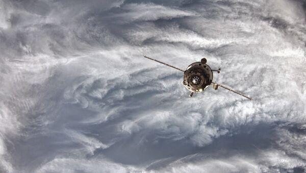 Cargo russe Progress - Sputnik France