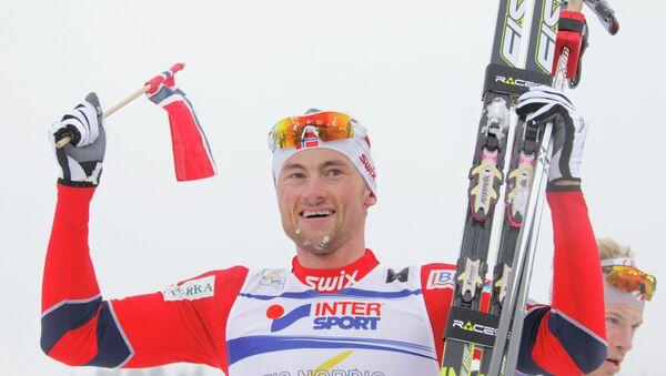 Petter Northug - Sputnik France