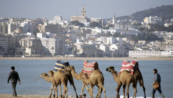 A view of Tangiers 26 November 2007 on the day of the announcement of the official candidate city to host the 2012 International Exhibition by the International Bureau of Exhibitions (BEI). - Sputnik France