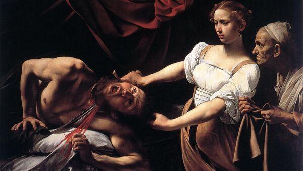 Judith décapitant Holopherne - Sputnik France