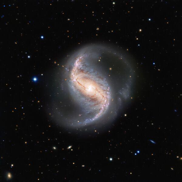 Étoiles rares, galaxies secrètes et autres merveilles cosmiques - Sputnik France