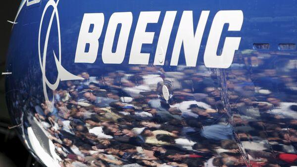 Boeing  - Sputnik France