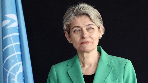 Irina Bokova - Sputnik France