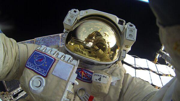 Fausse émission en direct depuis l'ISS - Sputnik France