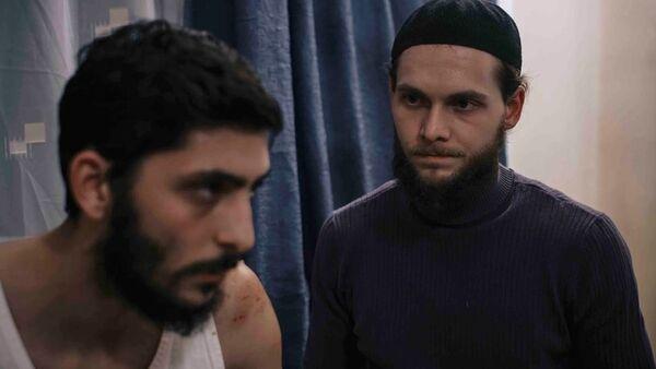 Suriye'ye cihada gitmek isteyen bir gencin öyküsünü anlatan Yolculuk filmi - Sputnik France