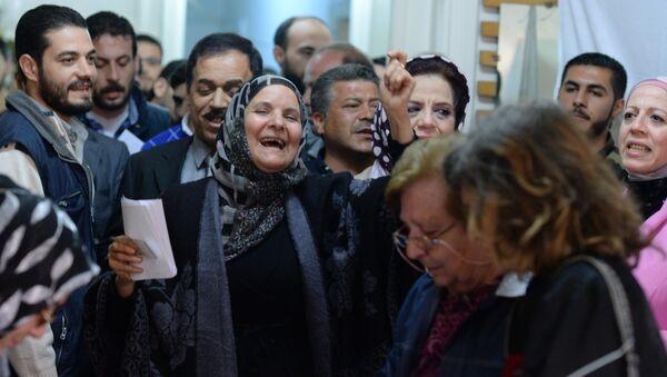 Парламентские выборы в Сирии - Sputnik France