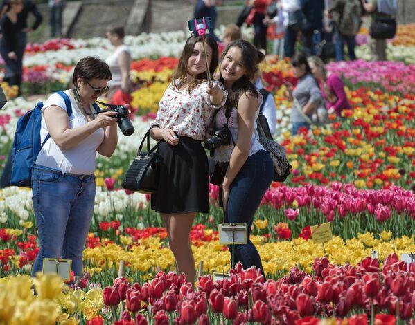Le printemps en Crimée - Sputnik France
