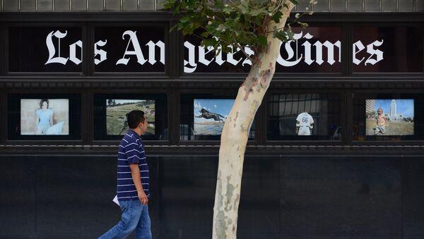 Los Angeles Times - Sputnik France