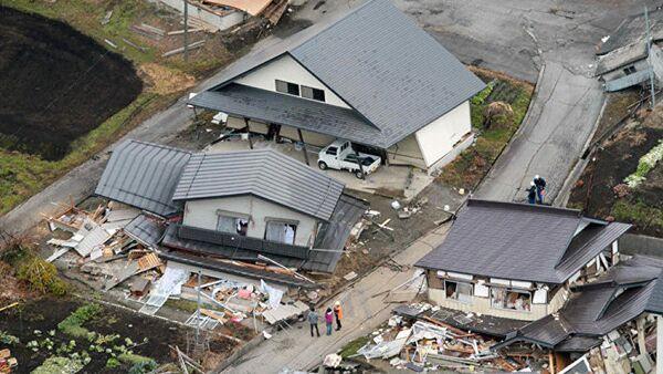 Un séisme au Japon - Sputnik France