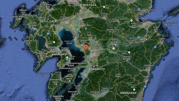Séisme au Japon: un mort et une dizaine de bâtiments détruits - Sputnik France