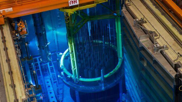 Réacteur nucléaire. Image d'illustration - Sputnik France